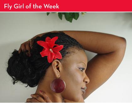 Fly Girl of the Week Assa Hamet Cisse