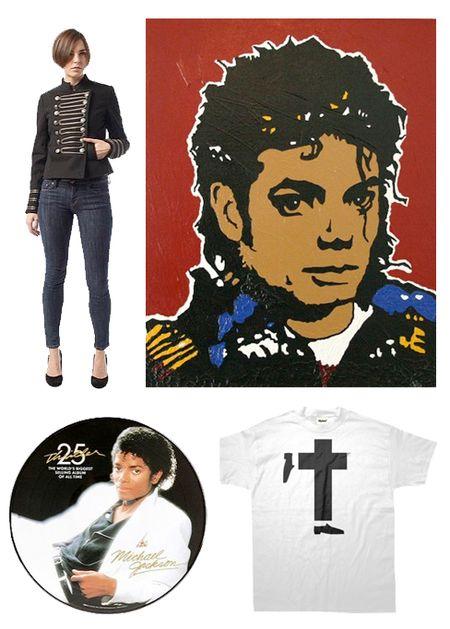 Michael Jackson Souvenirs
