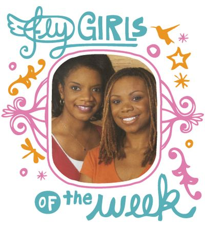 Fly Girls of the Week Erica and Dierdra