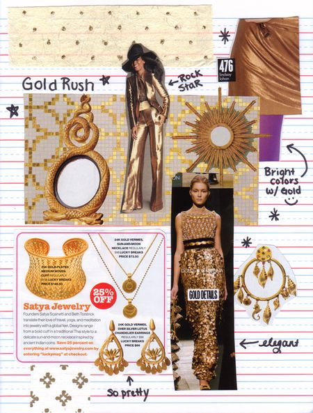 Gold Rush Trend
