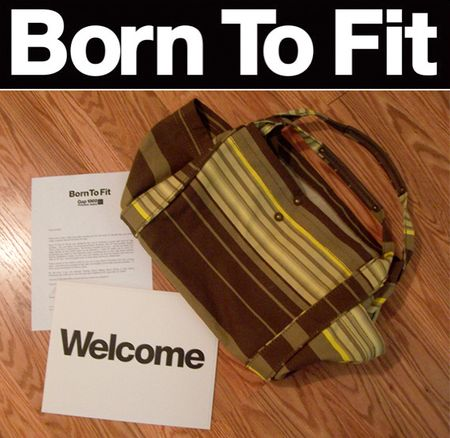 Gap Born to Fit