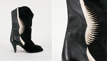 Starburst Vintage Boots