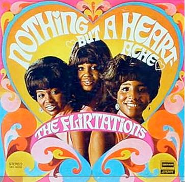 The_flirtations r&b music soul 1960's girl bands black british soul music
