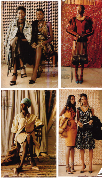 Classy Ladies from Suede Magazine