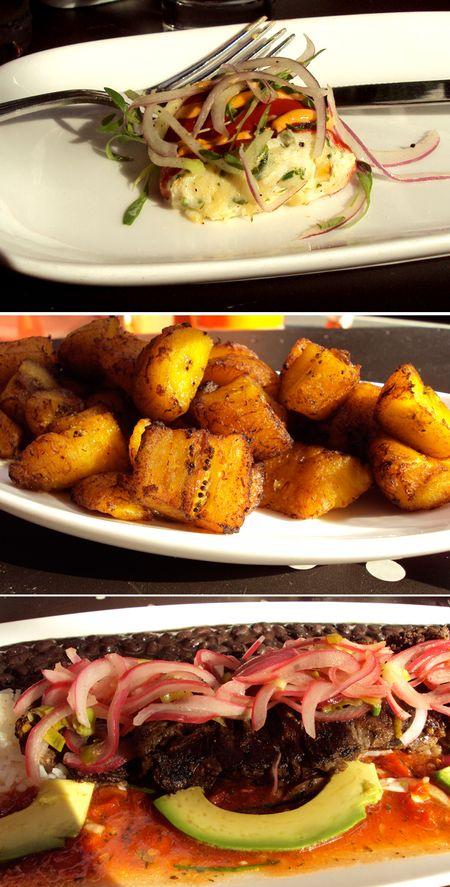Dinner at Alma de Cuba