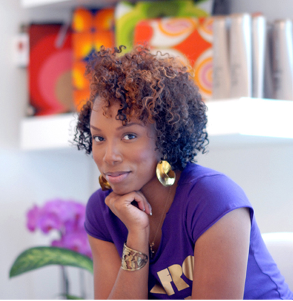 The Honeycomb Owner Maya Smith