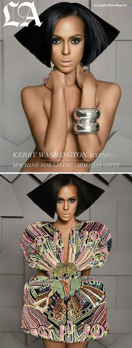 Kerry Washington for LA Times