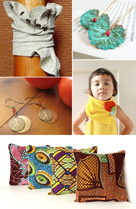 Etsy Artists of Color Gift Catalog