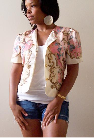 90¢ thrift store shirt