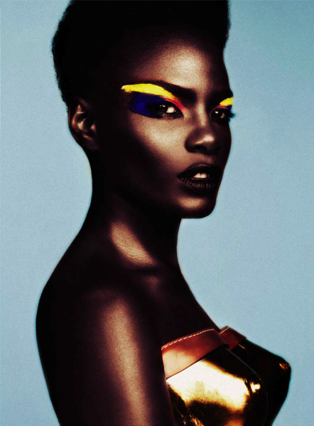 Grace Jones Inpsired by Txema Yeste