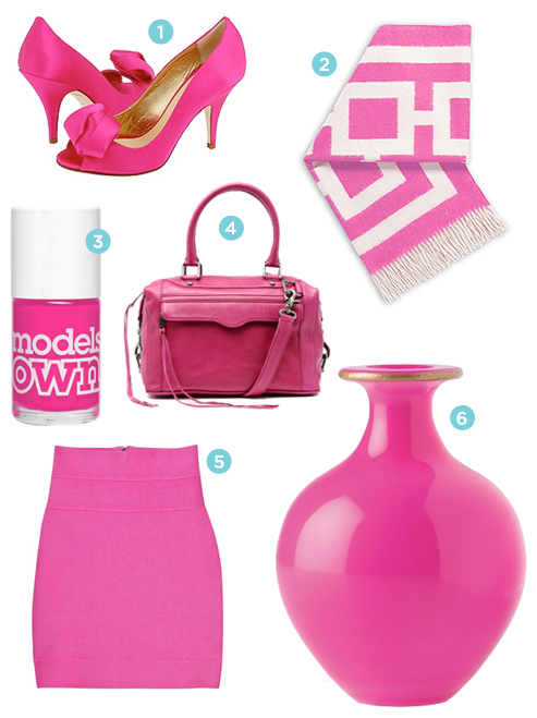 Hot Pink Items