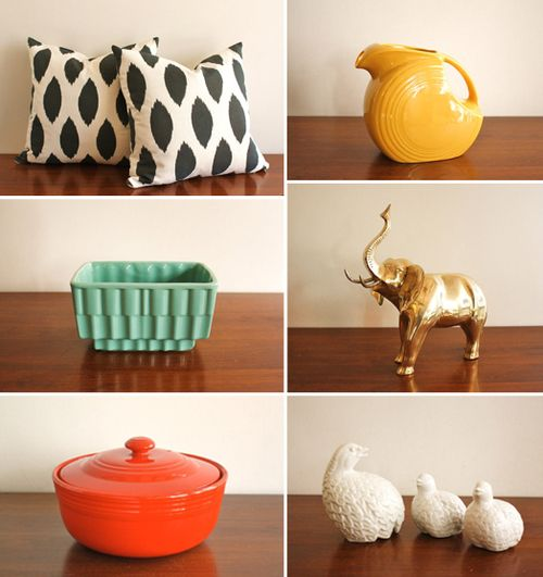 fly space: vintage home decor - fly
