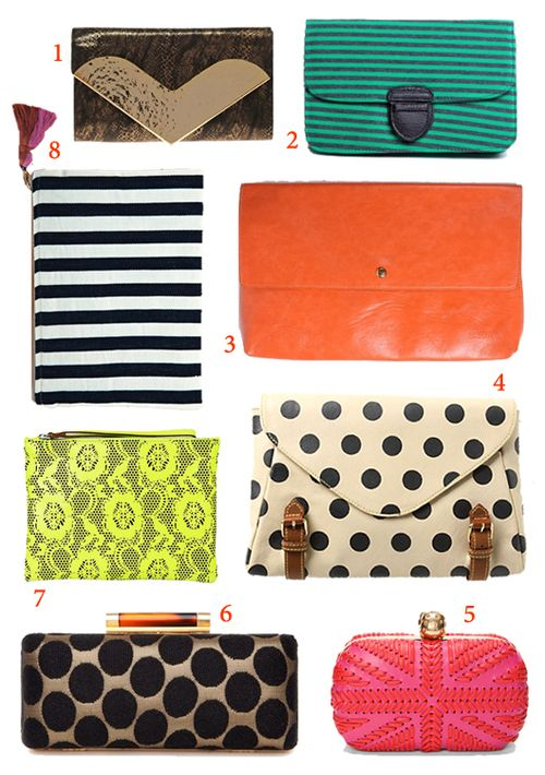 Cute Clutches - Fly