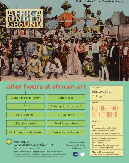 Africa Underground