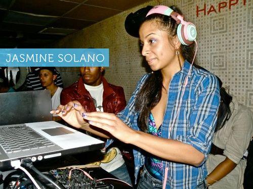 Jasmine Solano