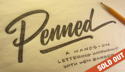 AIGA Penned Workshop