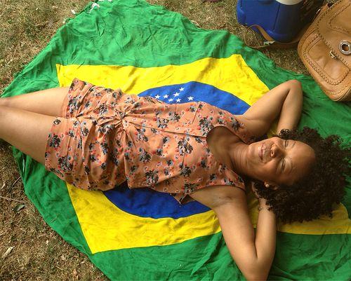 Half-Brazilian