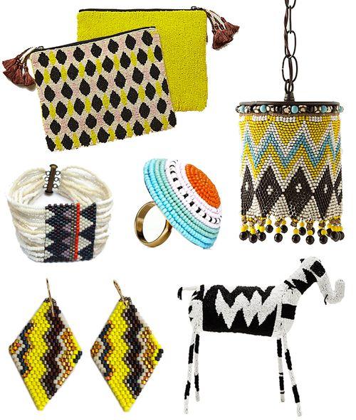 Masai-beading
