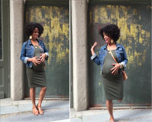 Andrea Pregnant