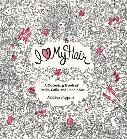 I Love My Hair Book Cover
