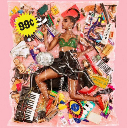 Santigold's new album, 99 Cents