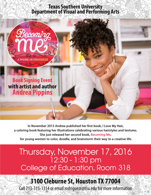 Andrea Pippins Book Tour 8.5 x 11