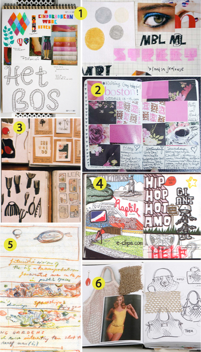 Sketchbooks fly sketchbook from flickr 3 skecthbook from lotta jansdotter featured in blueprint magazine 4 sketcbook featured in hand job 5 malvernweather Image collections