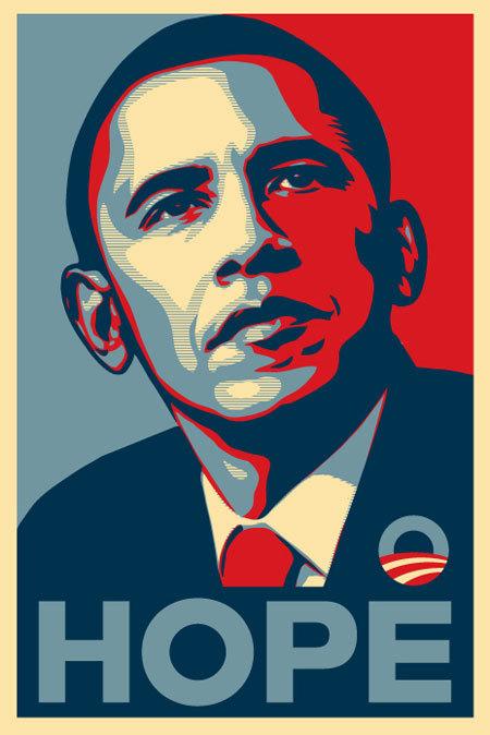 Barackhopeposter