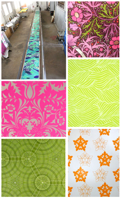 Funky Wallpaper. Flavor League is a boutique wallpaper print shop in New